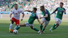 Polen - Nordirland im EM-Liveticker - 0:0