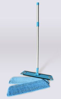 Maintenance Mop by Glitsa. $22.99. Glitsa Maintenance Mops were specially created for homeowner use. What makes the Glitsa Maintenance Mop unique are the two different types of microfiber pads that are included. One pad is specifically designed for dust mopping and the other for damp mopping. The damp mopping pad has a longer microfiber loop that gently scrubs the floor while effortlessly gliding across it, instead of becoming a sticky mess. Together the microfi...