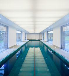 Pyrolave swimming pool