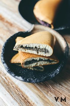 Vegan Taiwanese Sesame Peanut Pancakes – Famous Last Words Gourmet Breakfast, Vegan Breakfast Recipes, Breakfast Ideas, Vegan Pancakes, Pancakes And Waffles, Asian Recipes, Sweet Recipes, Taiwanese Cuisine, Taiwan Food