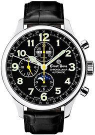 A men's watch by Ernst Benz.