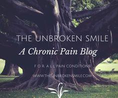 Chronic Pain Blog Where Chronic Pain Conditions Unite.
