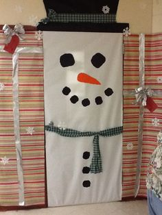 Christmas Door Decorating Decor Contest