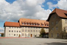 Kollegium Sankt Michael, Freiburg im Üechtland, Schweiz