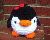 Too cute Penguin!