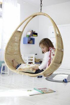 mommo design: INDOOR SWING