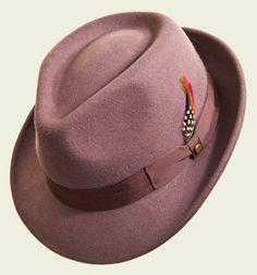Cappello in feltro Stetson  #cappello #hats #hat #accessories #classic #winter #fall #elegant #unisex #style #fashion #black #luxury #red #grey #blue #beige