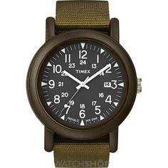 Men's Timex Originals Indiglo Camper Watch