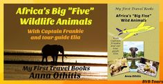 """Book Babble: BOOK TOUR AND GIVEAWAY: Africa's """"Big Five"""" Wildli..."""