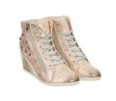Poze Pantofi sport Alana Pink