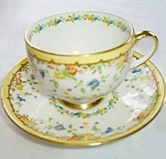 Royal Albert - G Page www.royalalbertpatterns.com