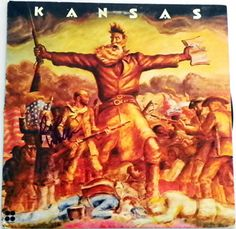 Kansas Rich Williams Autographed Signed Record Album Lp & Proof