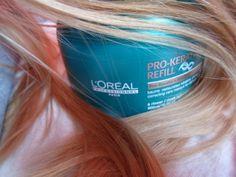REVIEW: L'OREAL PRO-KERATIN REFILL | TopicCoffee Keratin, Loreal, Long Hair Styles, Blog, Beauty, Long Hairstyle, Long Haircuts, Long Hair Cuts, Beauty Illustration