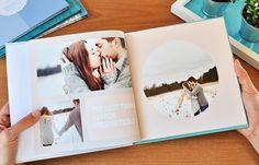 Fotolibro Collect Moments - Para descargar gratis y completar con tus fotos!