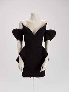 Dress  Thierry Mugler, 1981  The Indianapolis Museum of Art