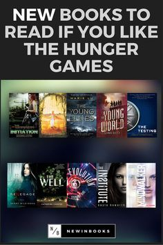 Love dystopians? We rounded up the best new books (released in 2015) that you should read if you love books like The Hunger Games and Divergent.