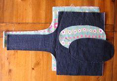 Reversible Shoulder Bag Tutorial — Sew DIY