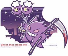 N Pokemon, Ghost Pokemon, Cute Pokemon, Pikachu, Ghost Type, Fandom Memes, Anime Tattoos, Anubis, Digimon