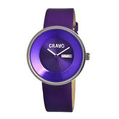 Crayo CR0201 Button Watch