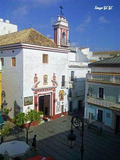 Plaza de San Roque, Sanlúcar de Barrameda, CÁDIZ Cadiz, Plaza, Mansions, House Styles, Travel, Horse Racing, Monuments, Antigua, Exotic Flowers
