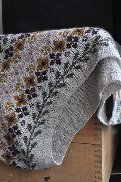 Ravelry: Project Gallery for Birkin pattern by Caitlin Hunter knitting for beginners knitting ideas knitting patterns knitting projects knitting sweater Sweater Knitting Patterns, Knitting Stitches, Knit Patterns, Hand Knitting, Cardigan Pattern, Fair Isle Pattern, Fair Isle Knitting, How To Purl Knit, Ravelry
