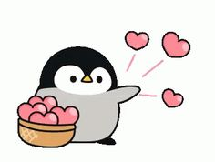 Penguins Love GIF - Tenor GIF Keyboard - Bring Personality To Your Conversations