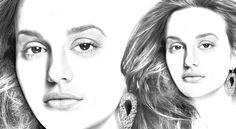 Digitale Zeichnungen  Wir verwandeln ein ganz normales Foto in digitale Zeichenkunst.