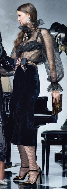 Dolce&Gabbana-summer 2017 Dance Collection