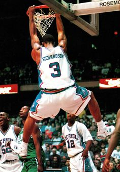 Quentin Richardson at DePaul