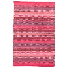 Dash & Albert Fiesta Stripe Indoor/Outdoor Rug