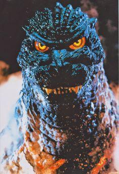 Godzilla vs. Destroyah.