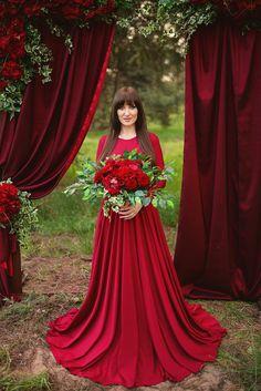 В оттенках марсала - Лилия Симонова