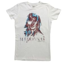 Great idea for Madonna Fans!  #band #music #madonna #shirts #women #fashion