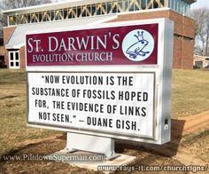 Evolutionary Truth by Piltdown Superman: Religious Attitudes in Evolutionism