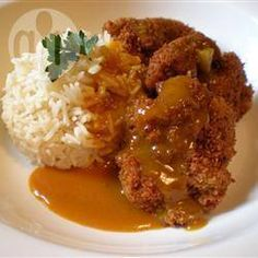 Recipe photo: Chicken katsu curry