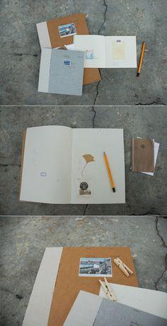O-Check Design Graphincs - Free Notebook (S) Blue | 2.250KD | Made in Korea