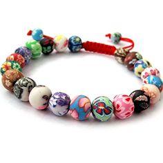 Fimo Polymer Clay Beads Buddhist Prayer Wrist Mala Bracel... https://www.amazon.com/dp/B007R54NTU/ref=cm_sw_r_pi_dp_x_exGbyb0B8FZ00
