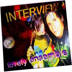 """""""Lovely Ensemble"""" by INTERVIEW ♪ ♫ have a nice day with lots of love ♥ and music • ♪ ♫ We ♥ YOU ♪ ♫  https://www.reverbnation.com/interviewgroup"""