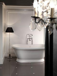 Aurora   Interior by Devon&Devon   Free-standing baths