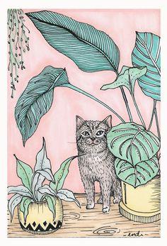 Illustration by Indi Maverick
