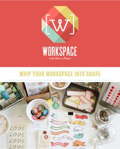 This @studio_calico class offers a deep dive into highly effective ways to make your workspace work for you.