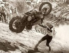 The Hill Climb competition started at Sturgis in 1961.