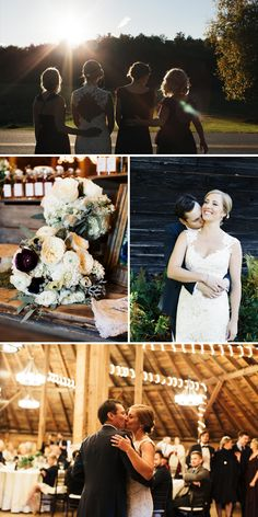 Rebecca & Peter Real Vermont Wedding Inspiration | The Round Barn, Waitsfield Vermont | Vermont Bride Magazine