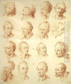 Daniel Nikolaus Chodowiecki, né à Dantzig le 16 octobre 1726 et mort à Berlin le 7 février 1801