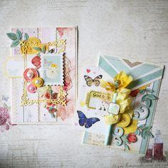 Bright BoBunny Cards *Sweet Life*