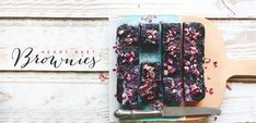 Valentine's Day Treat... Heart 'Beet' Brownies - Move Nourish Believe