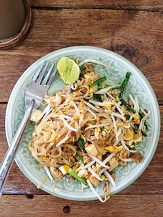 SHER SHE GOES — Made my own Pad Thai whilst in Thailand! (more on my cooking class experience at www.shershegoes.com)  Chiang Mai, Thailand