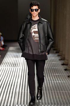 Neil Barrett Spring 2015   Men's Milan Fashion Week