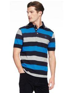 XXXL Pure Cotton Striped Polo Shirt | M&S