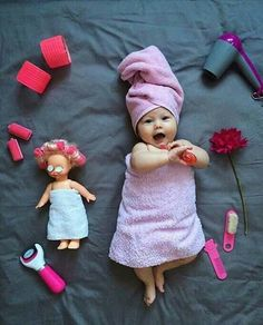New Ideas For New Born Baby Photography : Foto - Baby So Cute Baby, Cute Baby Photos, Baby Girl Pictures, Baby Kind, Newborn Pictures, Cute Babies, Baby Baby, Baby Spa, Funny Baby Pictures